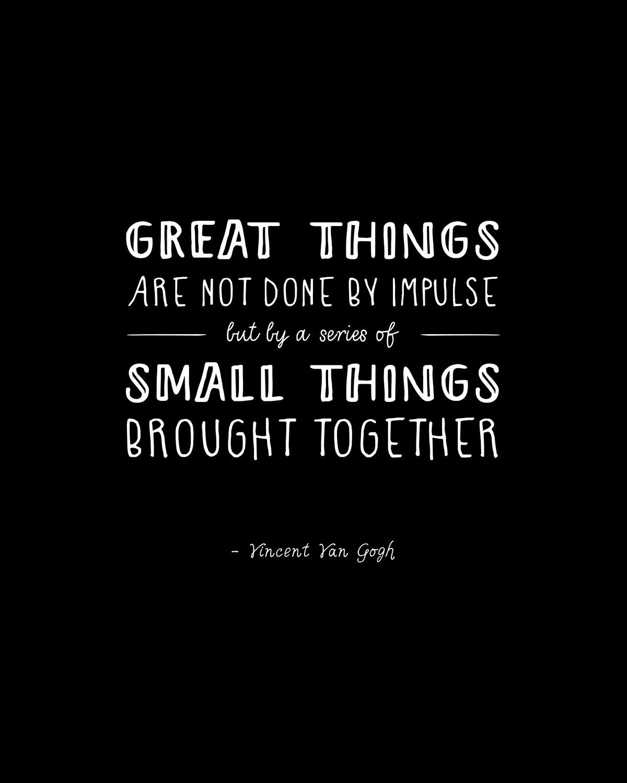 Inspiring artist quote
