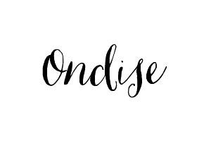 Ondise