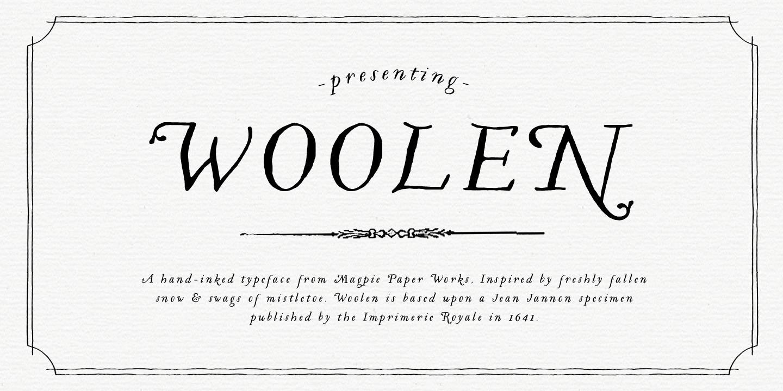 Woolen-1